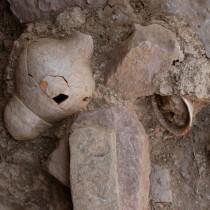 Νέα ευρήματα στην ανασκαφή της Ζωμίνθου