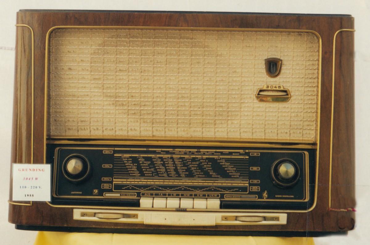 Ραδιόφωνο 1955, Μουσείο Ραδιοφώνου