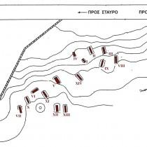 Το μυκηναϊκό νεκροταφείο στο Καμπί