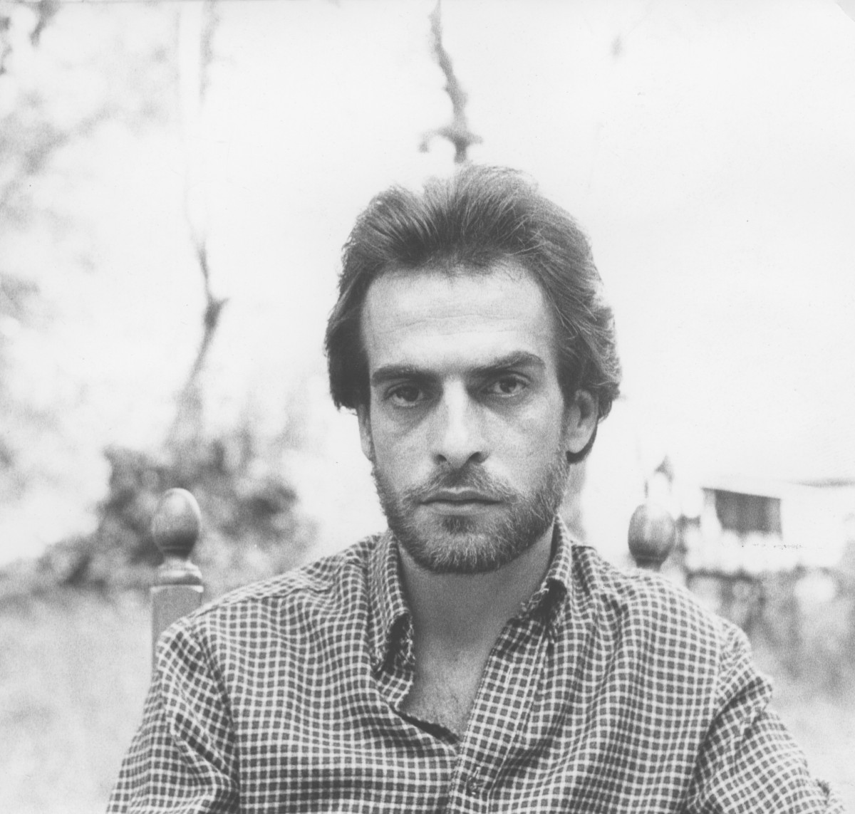 Ο Νίκος Καλτσάς,  Επιμελητής Αρχαιοτήτων στην Αρχαία Ολυμπία, 1982.