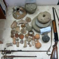 Σύλληψη για αρχαιοκαπηλία στη Ροδόπη