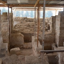 Άγιος Αθανάσιος ο Πεντασχοινίτης: αποκαλύφθηκαν ο τάφος και ο ναός του