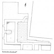 Το βυζαντινό λουτρό στο Kάστρο των Ιωαννίνων