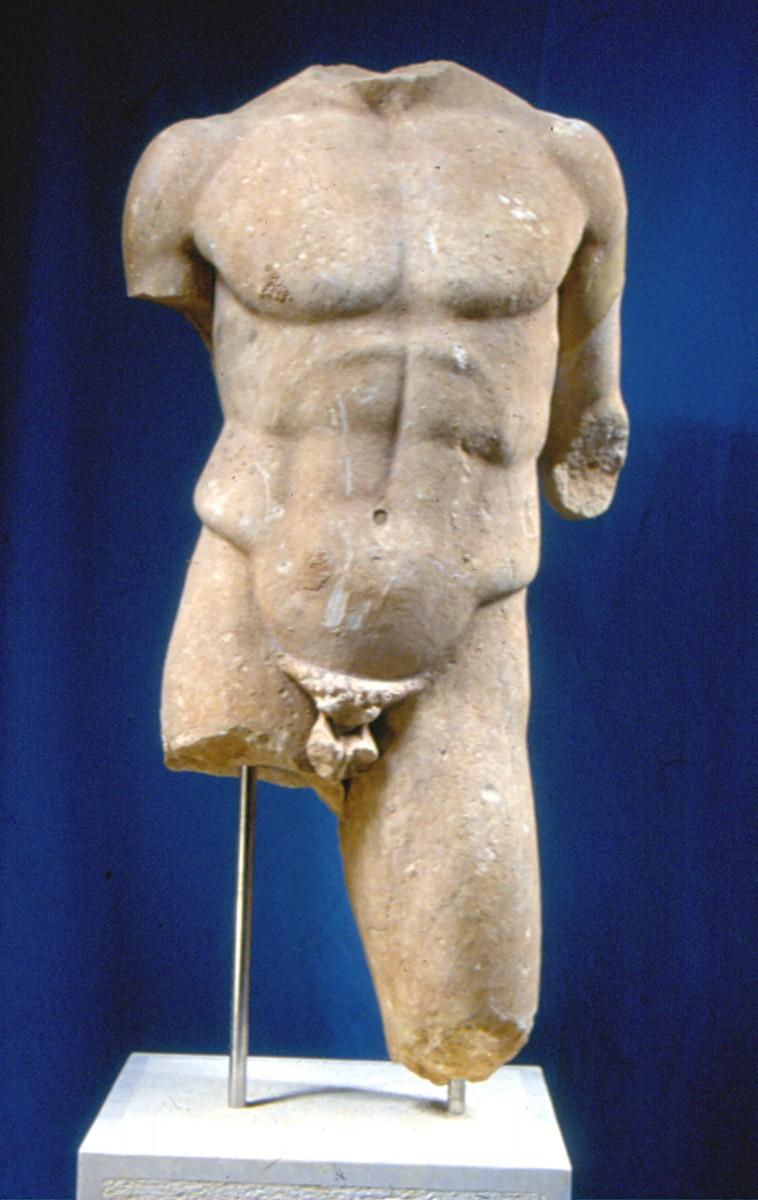 Αρχαία Μεσσήνη, ο Δορυφόρος.