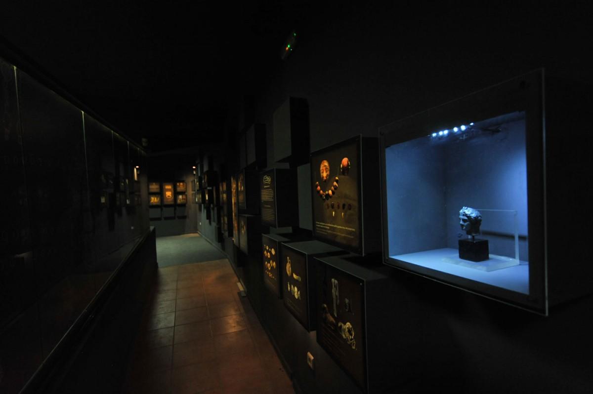 Κέντρο αρχαιολογικής πληροφόρησης Ιδαίου Άντρου και Ζωμίνθου.