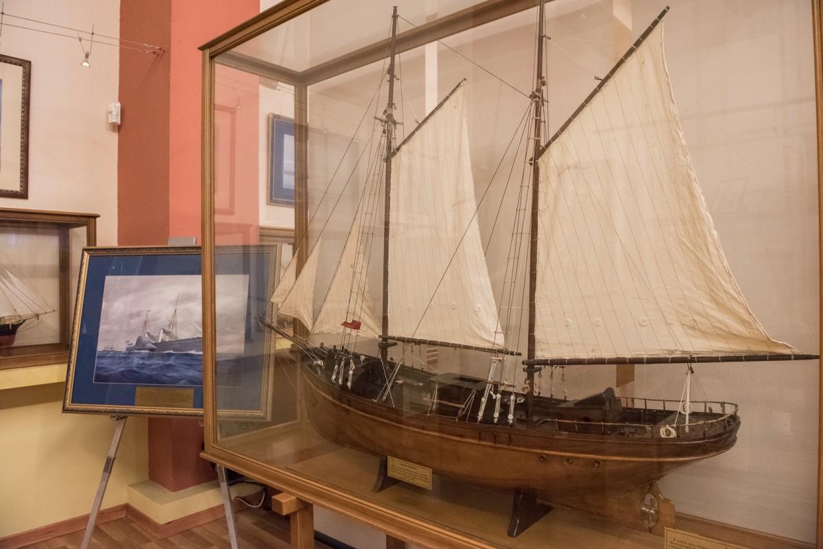 Τομέας 3ος, Ινστιτούτο Ιστορίας Εμπορικής Ναυτιλίας