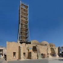 Ολοκληρώνεται η αποκατάσταση του μιναρέ στο Τζαμί της Νερατζέ