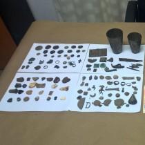 Συλλήψεις για αρχαιοκαπηλία στη Θεσσαλία