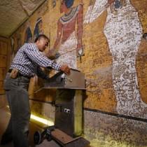 Ενδείξεις για ύπαρξη μυστικού θαλάμου στον τάφο του Τουταγχαμών