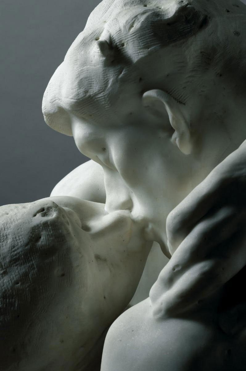 Το Φιλί του Ροντέν. Ο ερωτισμός στην τέχνη είναι το θέμα του κύκλου διαλέξεων με την Κατερίνα Ζαχαροπούλου.