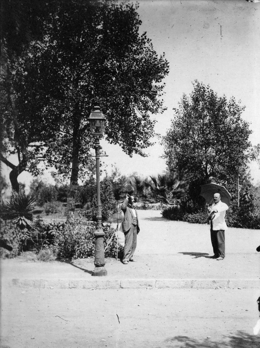 Εικ. 30. Πάτρα. Πλατεία Υψηλών Αλωνίων. Χώρος Περιπάτου και Αναψυχής.