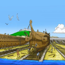 «Πειραιάς: Το λιμάνι των τριήρων»: νέα παράταση της έκθεσης