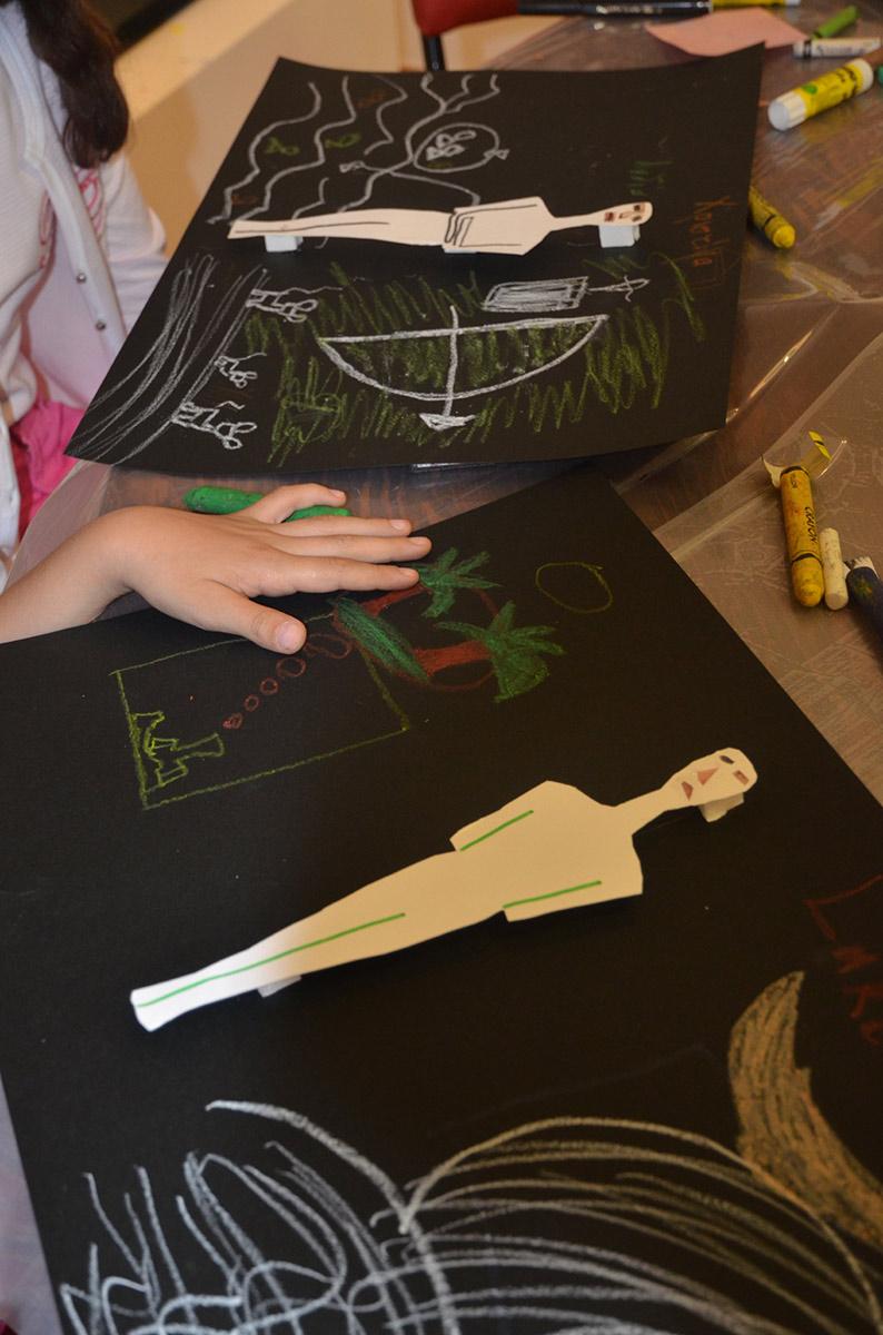 Εκπαιδευτικά προγράμματα για παιδιά στο Μουσείο Κυκλαδικής Τέχνης.
