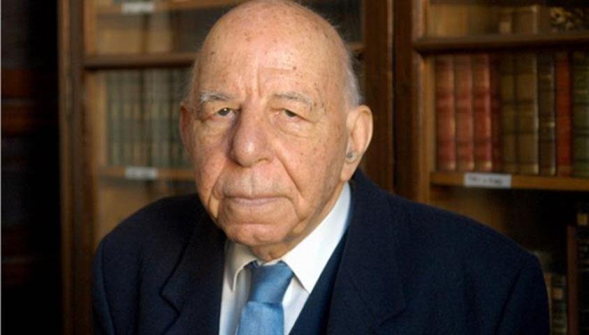 Ο Κωνσταντίνος Δεσποτόπουλος (1913-2016).