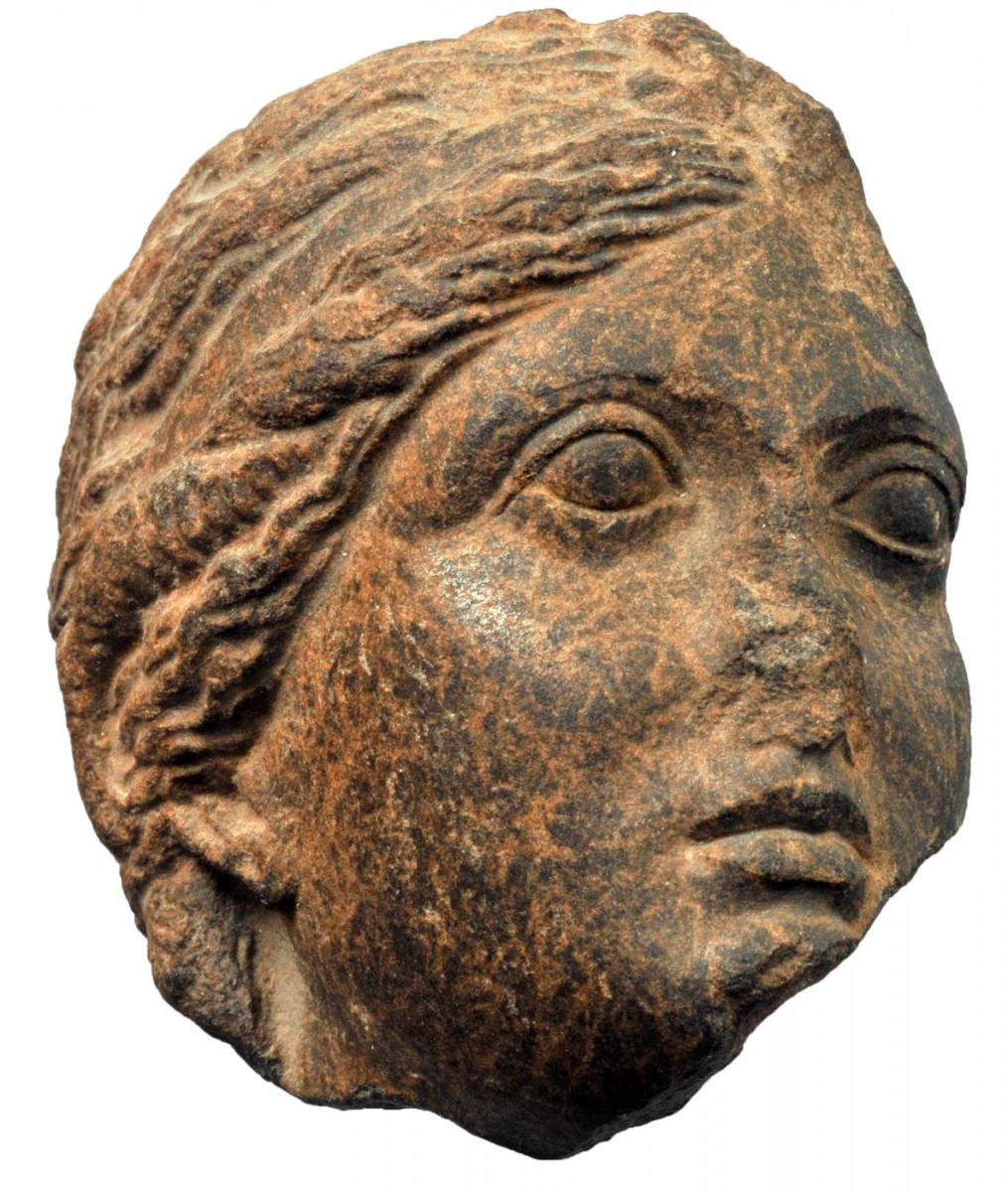 Αρσινόη Β', Βασίλισσα της Θράκης, της Μακεδονίας και της Αιγύπτου. Περίπου 316-270 π.Χ. Εθνικό Αρχαιολογικό Μουσείο.