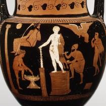 Ένα μοναδικό αγγείο έρχεται στο Εθνικό Αρχαιολογικό Μουσείο