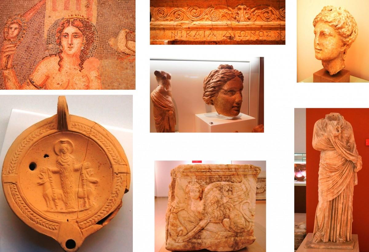 «Γυναίκες στην αρχαία Πάτρα. Η άποικος, η σκλάβα, η αμαζόνα, η δαίμονας, η θεά» είναι ο τίτλος αφιερώματος που διοργανώνει η Εφορεία Αρχαιοτήτων Αχαΐας.