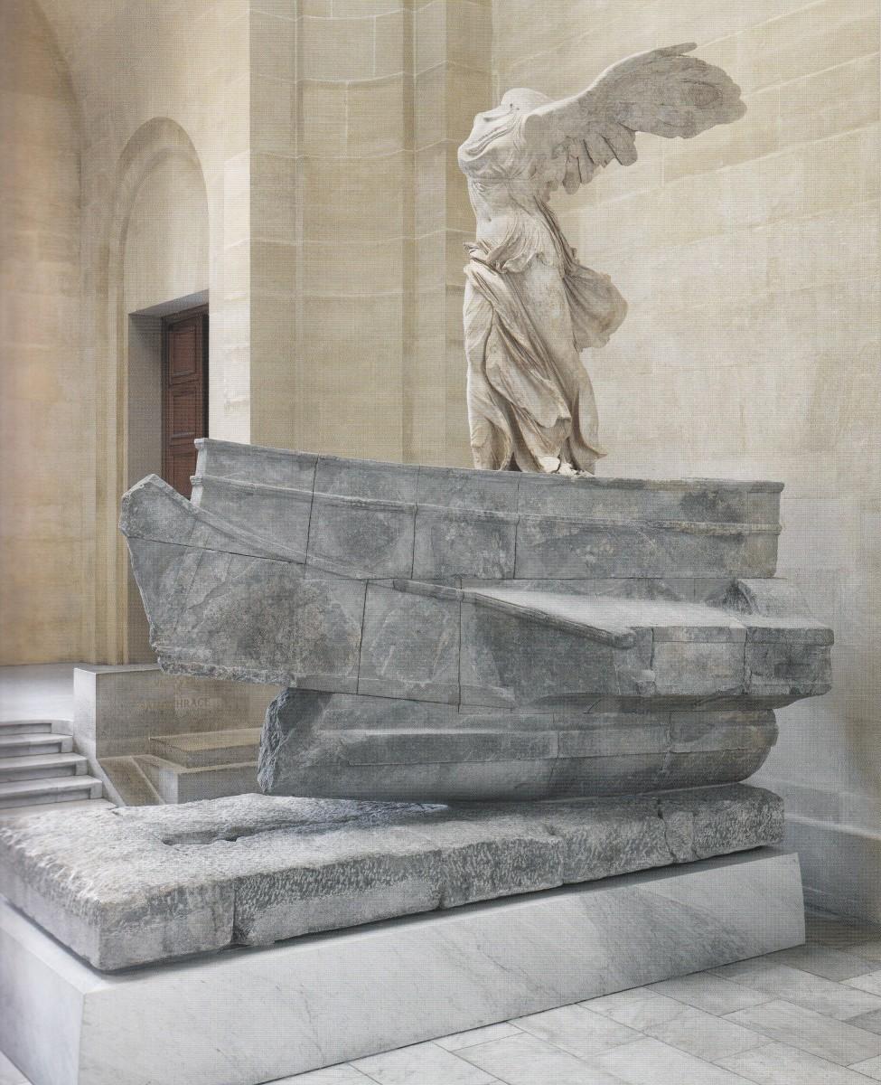 Εικ. 12. Η Νίκη της Σαμοθράκης. Παρίσι, Μουσείο Λούβρου.