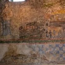 Καταστρέφεται τοιχογραφία του Θεόφιλου στον Μεσαγρό