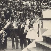 Ολυμπιακοί Αγώνες 1896: Οι ιστορικές φωτογραφίες του Άλμπερτ Μάγιερ