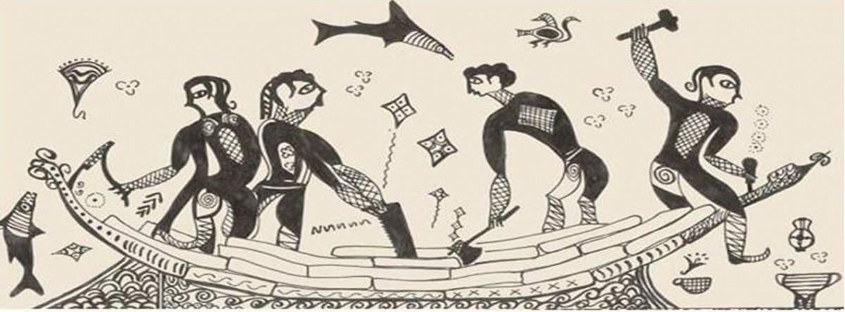 «Από τον Μυκηναίο na-u-do-mo στον παραδοσιακό καραβομαραγκό: αναζητώντας τα ίχνη» είναι ο τίτλος της διάλεξης της δρος Έλενας Μαραγκουδάκη.
