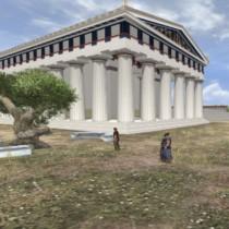 Διαδραστική περιήγηση στην Αρχαία Ολυμπία