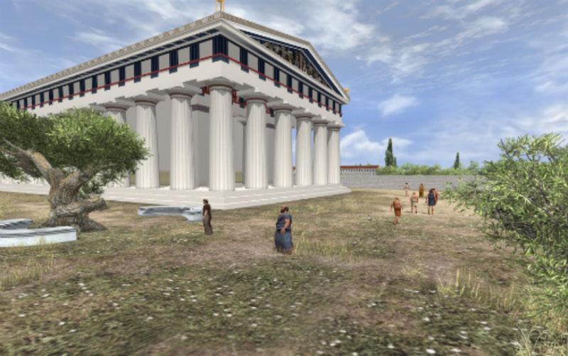 Το Ίδρυμα Μείζονος Ελληνισμού ταξίδεψε στην Αρχαία Ολυμπία.