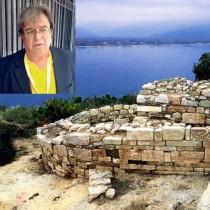 Κ. Σισμανίδης: «Δεν έχω αμφιβολία ότι είναι ο τάφος του Αριστοτέλη»