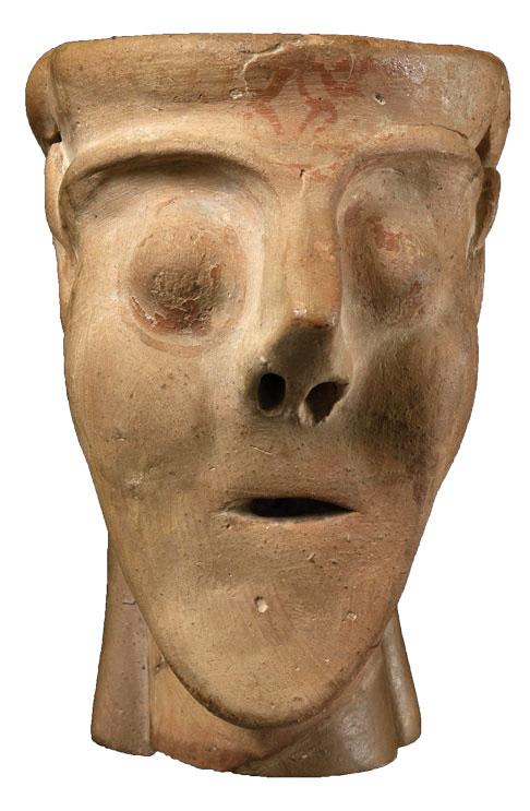 «Ο άρχοντας της Ασίνης». Μυκηναϊκοί χρόνοι. Αρχαιολογικό Μουσείο Ναυπλίου (φωτ. Αρχείο Εφορείας Αρχαιοτήτων Αργολίδας – ΥΠΠΟΑ-ΤΑΠ).