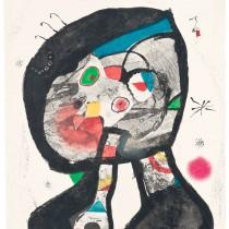 Φιλανθρωπική δημοπρασία έργων του Χουάν Μιρό