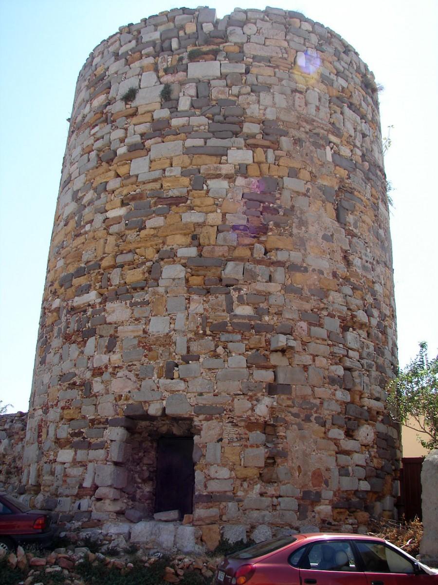 Εικ. 6. Ο πύργος του Κουλά.