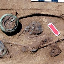 Νέα αρχαιολογικά ευρήματα σε έκθεση στο Κουρσούμ Τζαμί