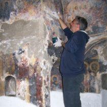 Μονή Παναγίας Κεχριάς: αγώνας για τη διάσωση του καθολικού