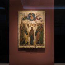 Η «Ανάληψη» του Αντρέι Ρουμπλιόφ στο Βυζαντινό και Χριστιανικό Μουσείο