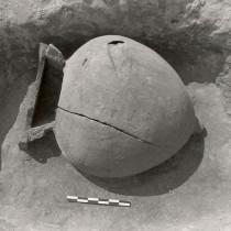 Το νεκροταφείο στη θέση Τριανταφυλλιά Λιβανατών (6ος-2ος αι. π.Χ.)
