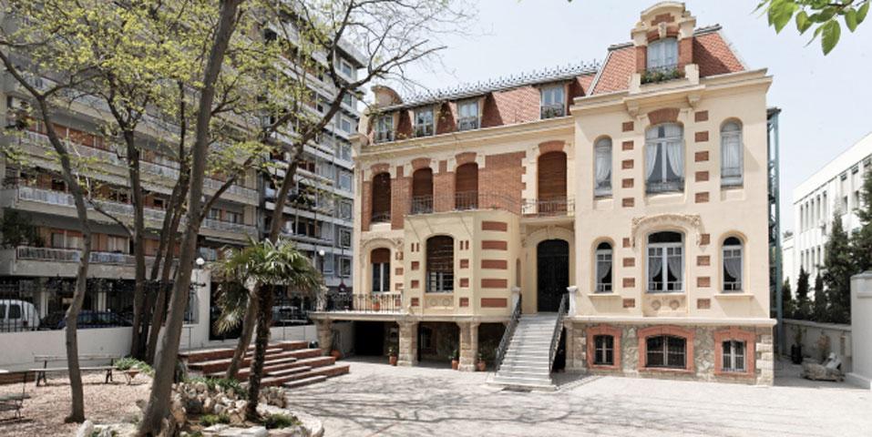 To Λαογραφικό και Εθνολογικό Μουσείο Μακεδονίας-Θράκης.