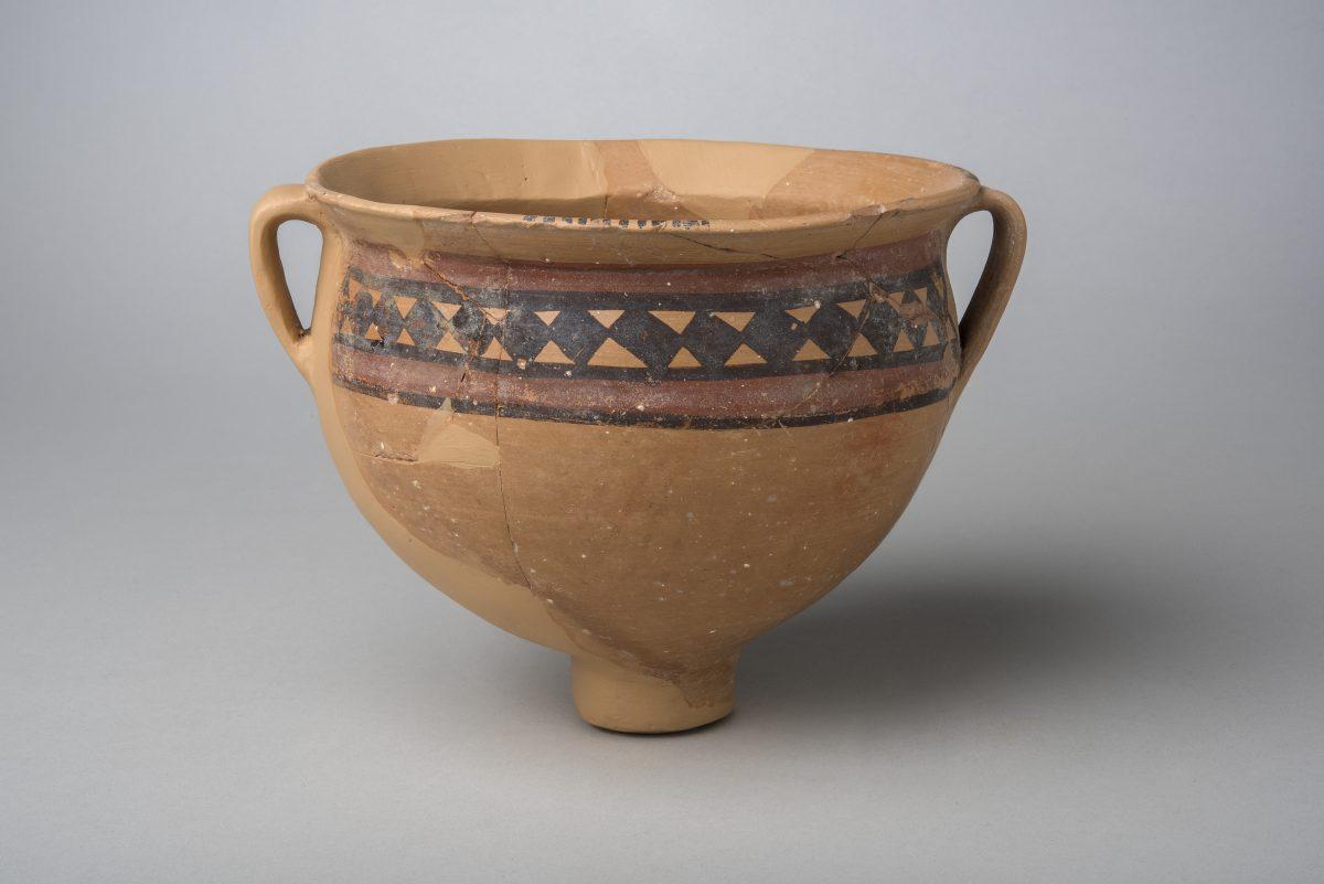Κύλικα, Αρχαιολογικό Μουσείο Θηβών