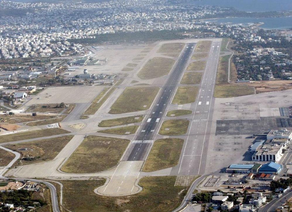 Η πρόταση περιλαμβάνει τμήμα της έκτασης του πρώην αεροδρομίου του Ελληνικού, διευκρινίζει το Υπουργείο Πολιτισμού και Αθλητισμού.