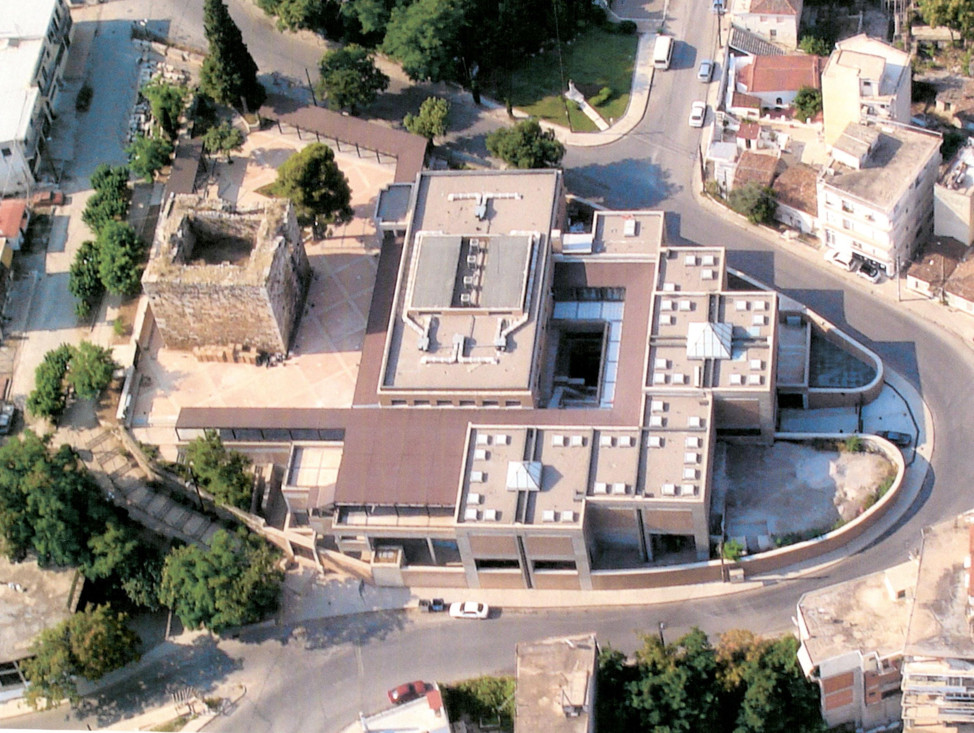 fe09651dd3 Το Αρχαιολογικό Μουσείο Θηβών - Αρχαιολογία Online