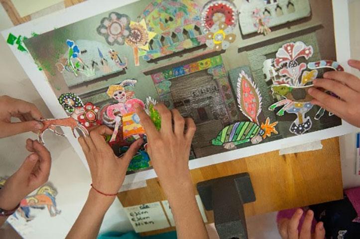 Ένα Μικρό Εργαστήρι της Τέχνης στο Μουσείο Μπενάκη