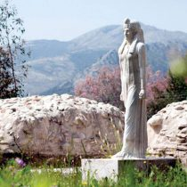 Ξενάγηση στο Ιερό των Αιγυπτίων θεών