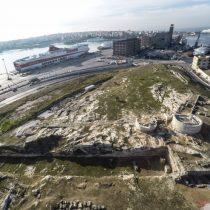 Επισκέψιμοςο αρχαιολογικός χώρος της Ηετιώνειας οχύρωσης