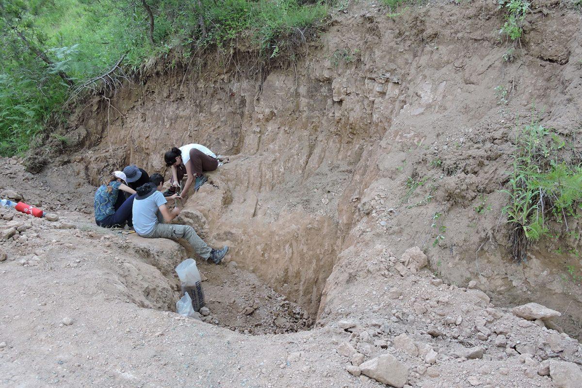 Οι ανασκαφές στην περιοχή της Κερασιάς αναμένεται να συνεχιστούν την άνοιξη του 2017 (φωτ. ΑΠΕ-ΜΠΕ).