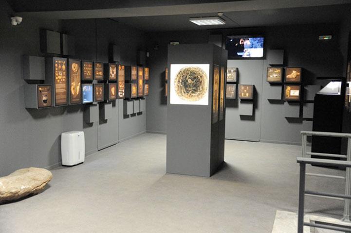 Το ψηφιακό μουσείο στα Ανώγεια παρουσιάζει την ιστορία των ανασκαφών και ευρήματα της Ζωμίνθου και του Ιδαίου Άντρου.
