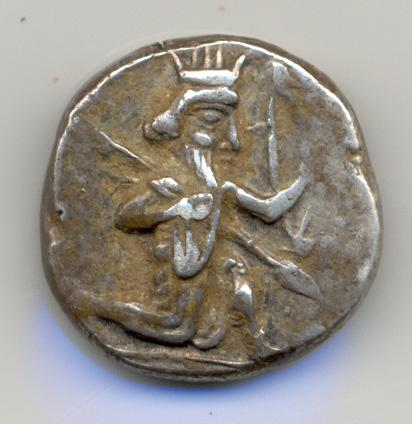 Δαρεικός από ήλεκτρο, Αρχαιολογικό Μουσείο Θηβών