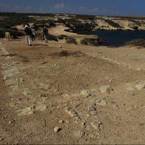 Ανασκαφές ρωμαϊκών/πρώιμων βυζαντινών καταλοίπων στο Ακρωτήρι