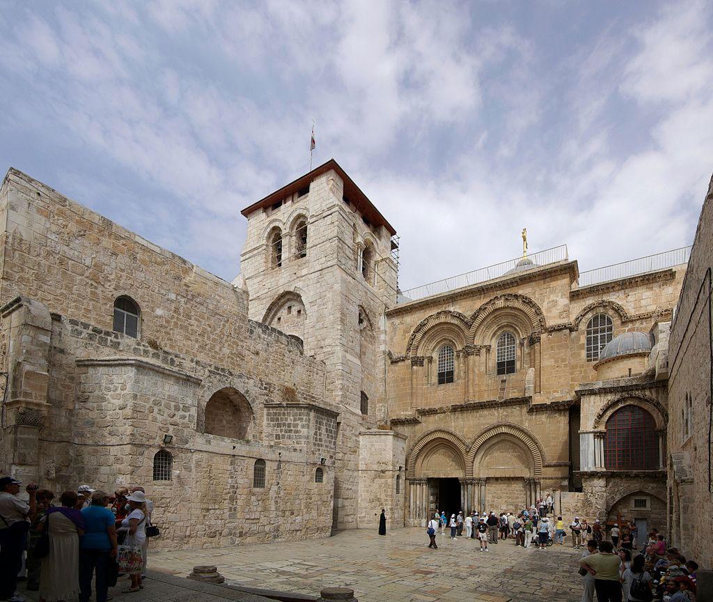 Ολοκληρώθηκε η αποκατάσταση του Ιερού Κουβουκλίου του Παναγίου Τάφου