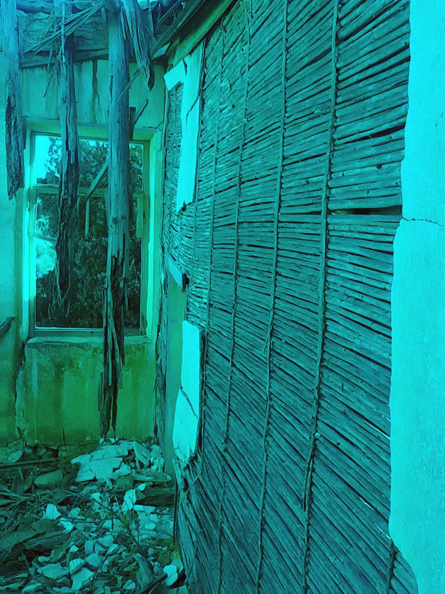 Εικ. 8. Εσωτερικό χώρισμα του κτηρίου.