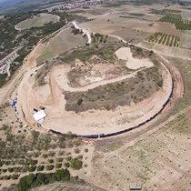 Το ΥΠΠΟΑ για τα έργα στο λόφο Καστά