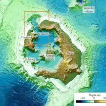 Νέα στοιχεία για την έκρηξη του ηφαιστείου της Σαντορίνης